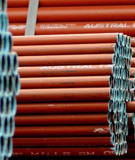 steel pipe-RHS