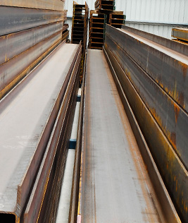Structural Steel Sections | Plate Steel | Universal Beam Sizes